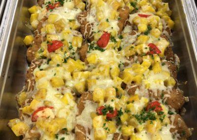Schnitzel Mango-Käse